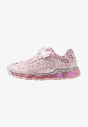 GIRL - Sneakersy niskie - pink/silver