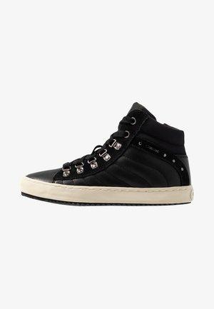 KALISPERA GIRL - Sneakersy wysokie - black
