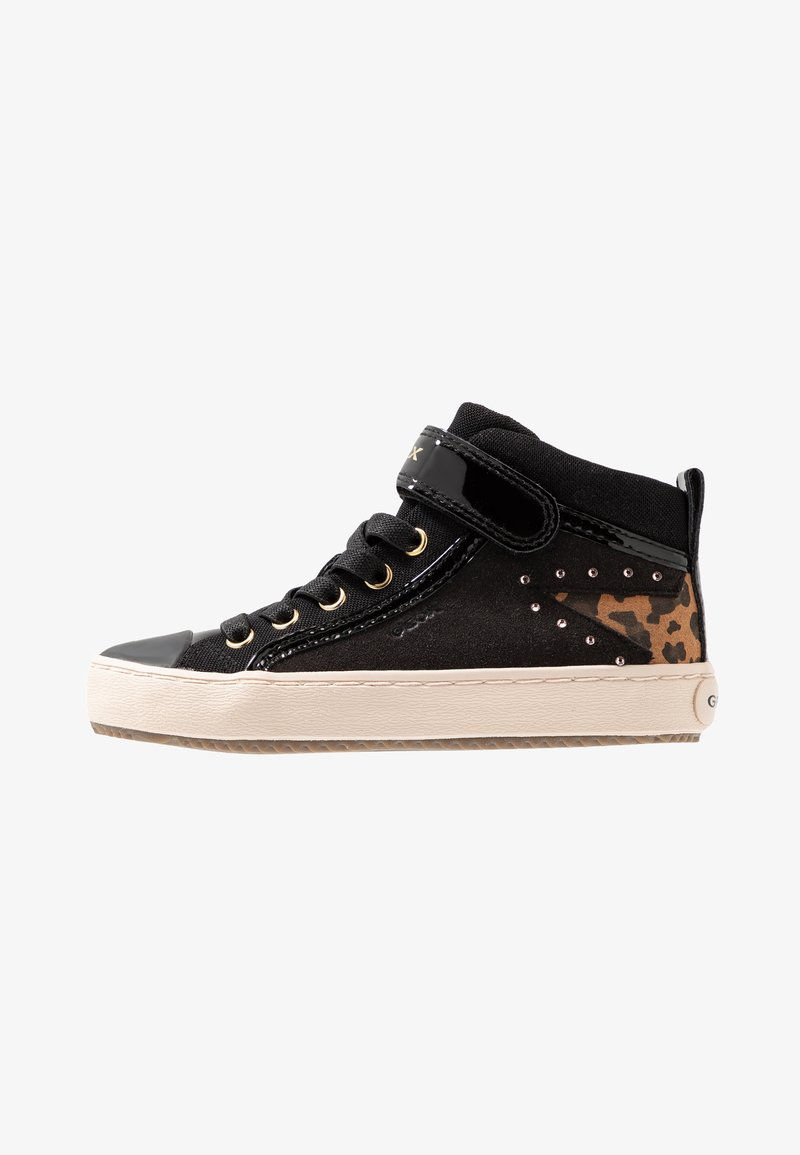 Geox - KALISPERA GIRL - Sneakers high - black