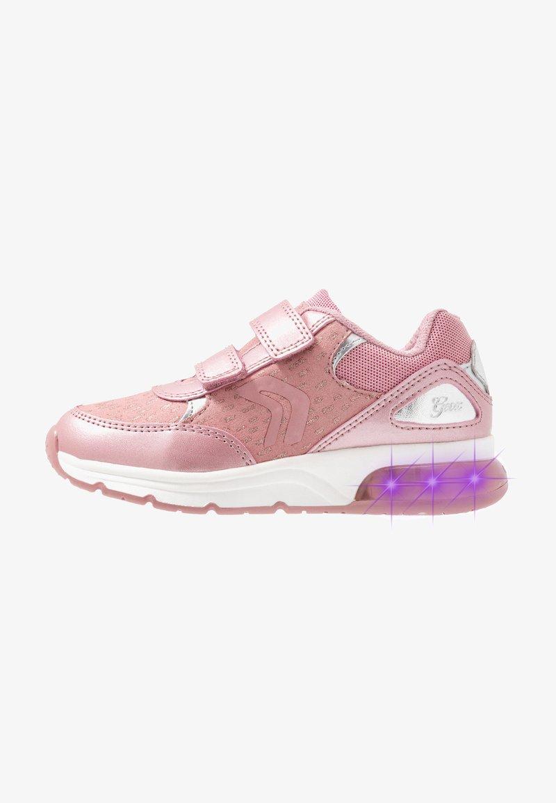 Geox - SPACECLUB GIRL - Zapatos de bebé - antique rose