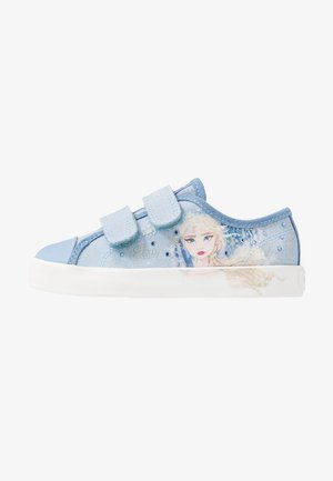 CIAK GIRL FROZEN ELSA - Sneakers laag - light sky
