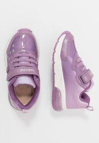 Geox - SPACECLUB GIRL FROZEN ELSA - Sneakers laag - pink/mauve - 1