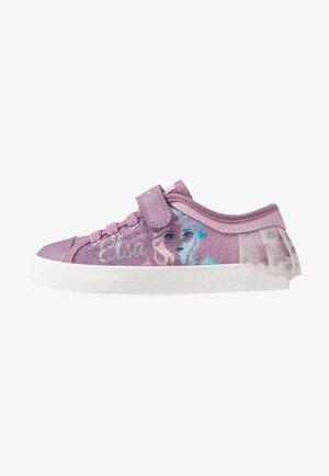 CIAK GIRL FROZEN ELSA - Sneakers laag - pink/mauve