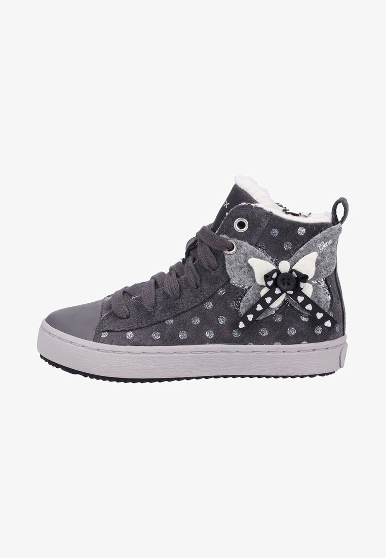 Geox - High-top trainers - dark grey