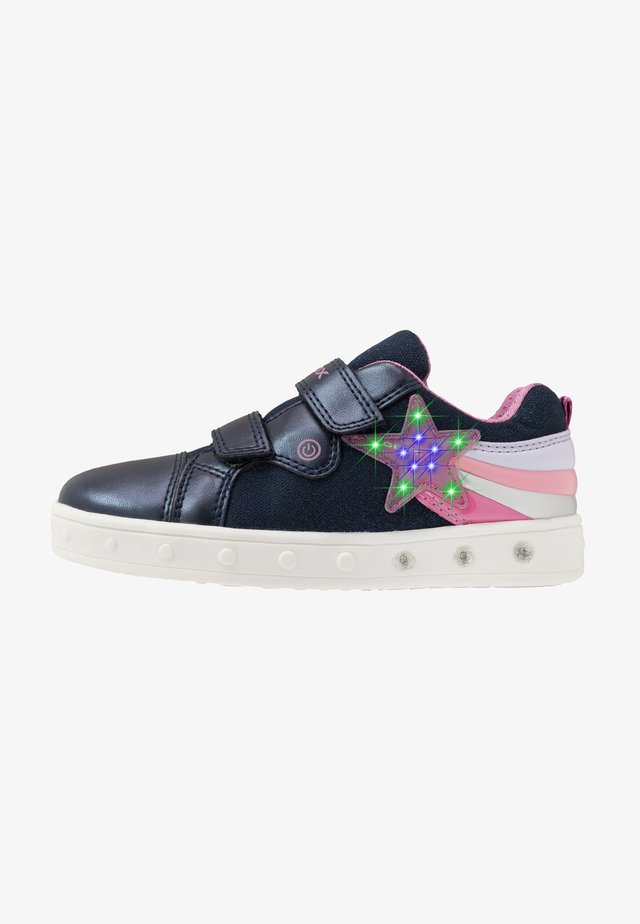 SKYLIN GIRL - Trainers - navy