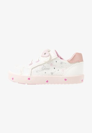 KILWI GIRL - Sneakers basse - white/pink