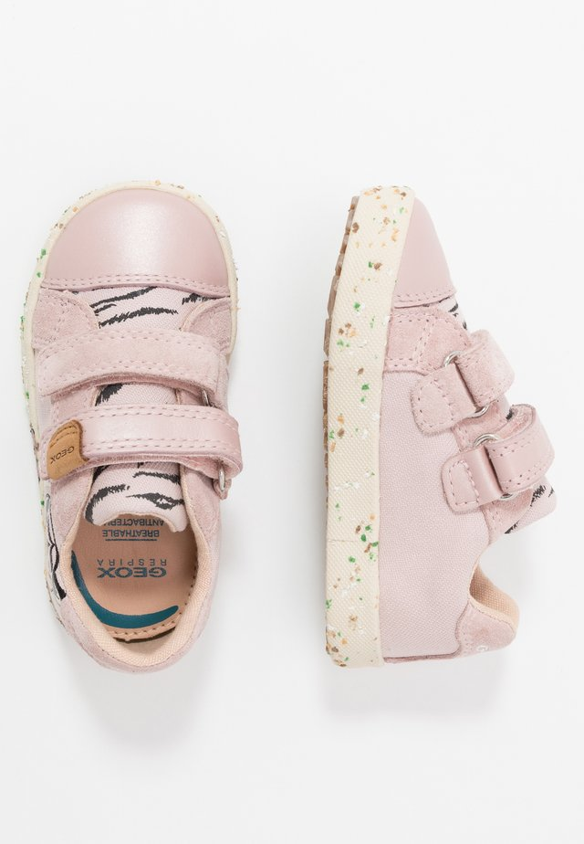 KILWI GIRL - Zapatillas - light rose