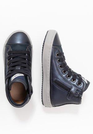KALISPERA GIRL - Sneakers high - navy
