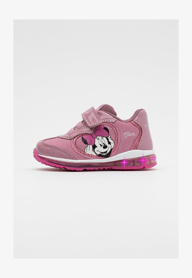 DISNEY TODO GIRL - Sneakers - rose