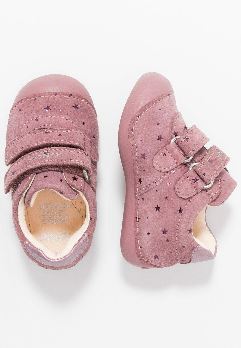 Geox - TUTIMI - Baby shoes - dark pink
