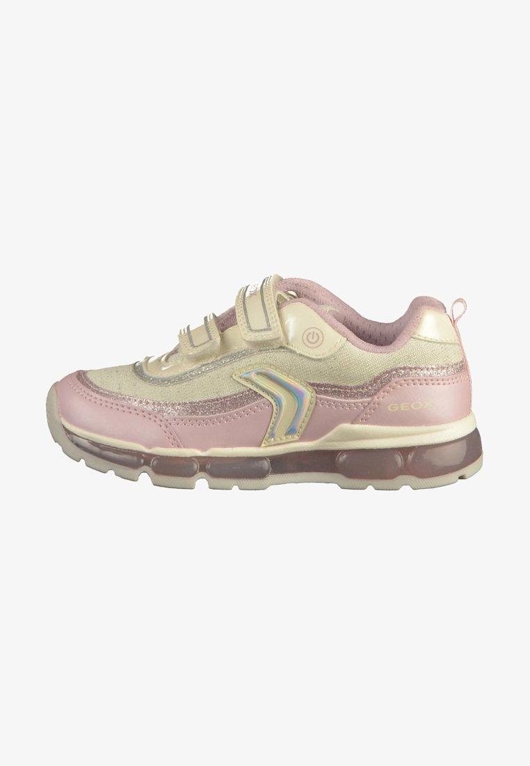 Geox - Sneaker low - white/pink
