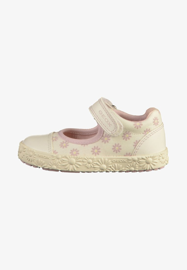Geox - Baby shoes - white/pink