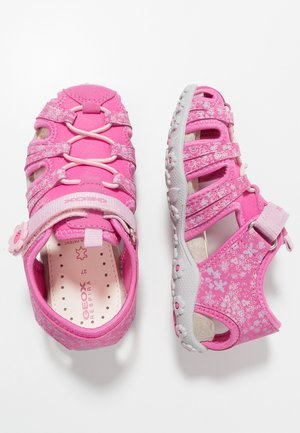 ROXANNE - Walking sandals - fuchsia