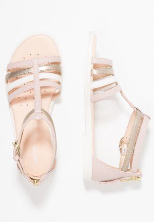 KARLY GIRL - Sandales - rose