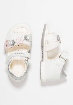 VERRED GIRL - Dětské boty - white