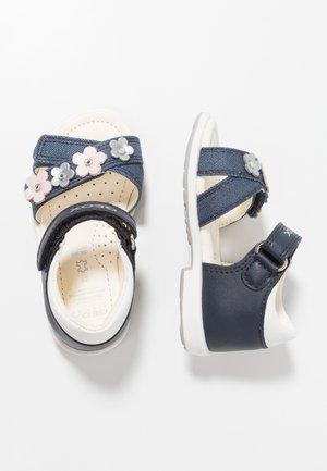 VERRED GIRL - Baby shoes - navy
