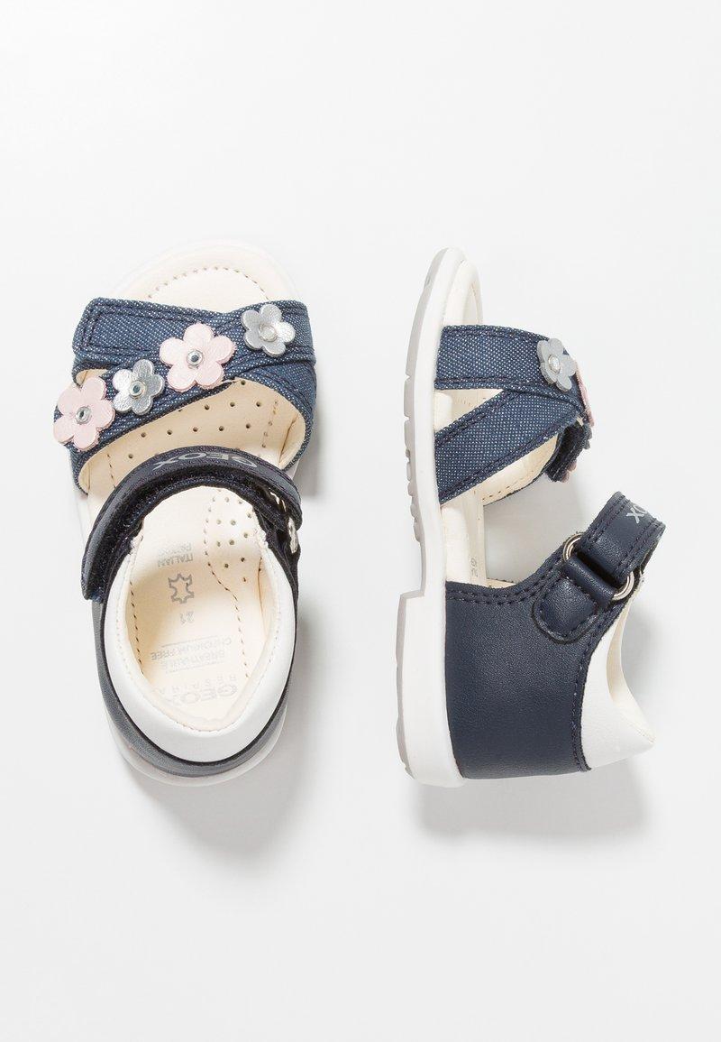 Geox - VERRED GIRL - Baby shoes - navy