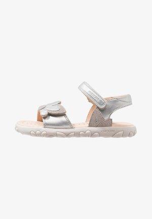 HAITI GIRL - Sandals - silver