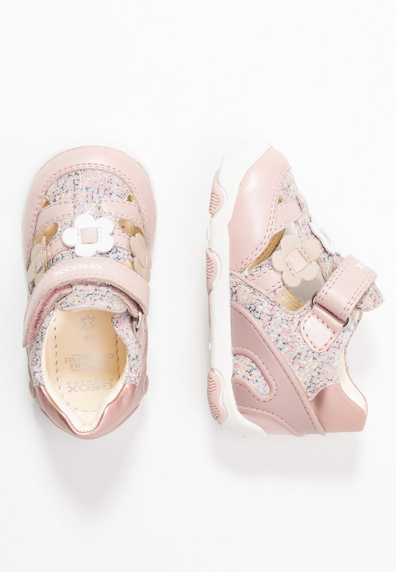 Geox - NEW BALU' GIRL - Sandals - light rose
