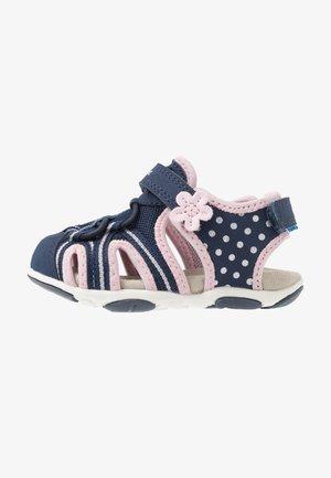 AGASIM GIRL - Sandaler - navy/pink