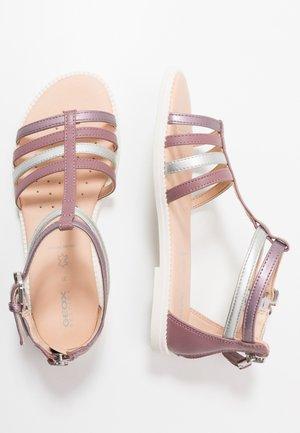 KARLY GIRL - Sandals - rose smoke