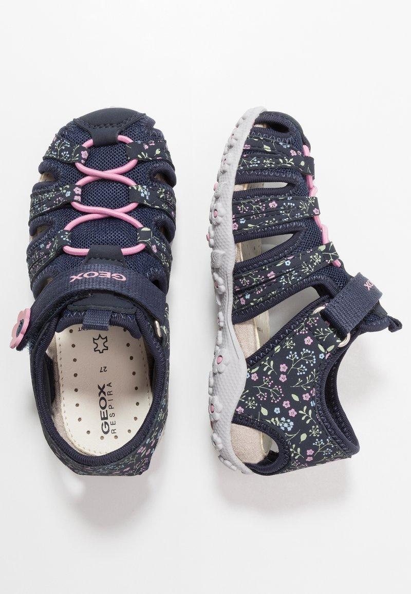Geox - ROXANNE - Sandals - dark navy