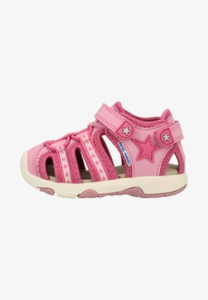 Walking sandals - fuchsia/pink
