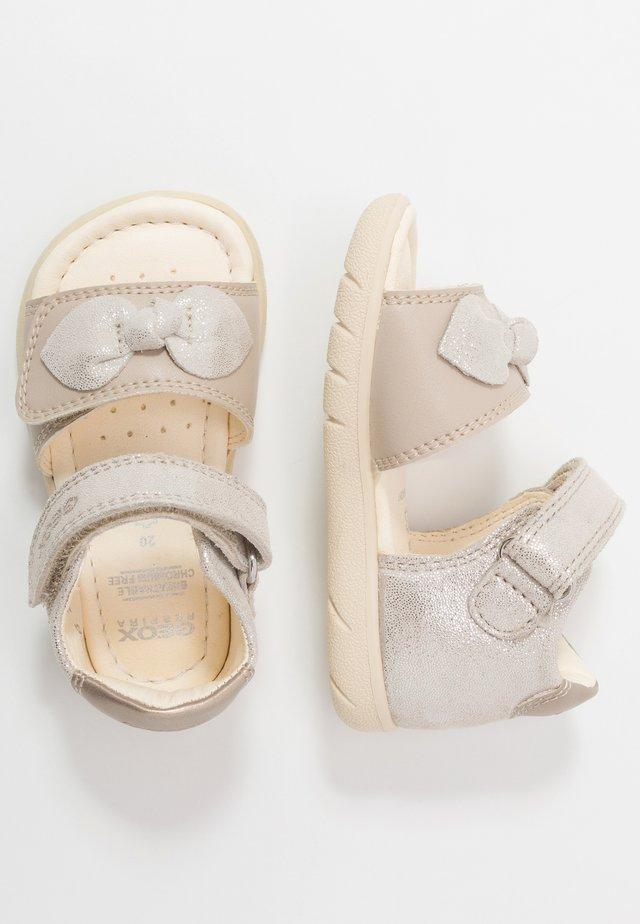 ALUL GIRL - Sandalen - beige