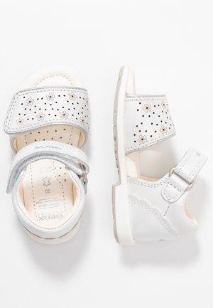 VERRED - Sandales - white