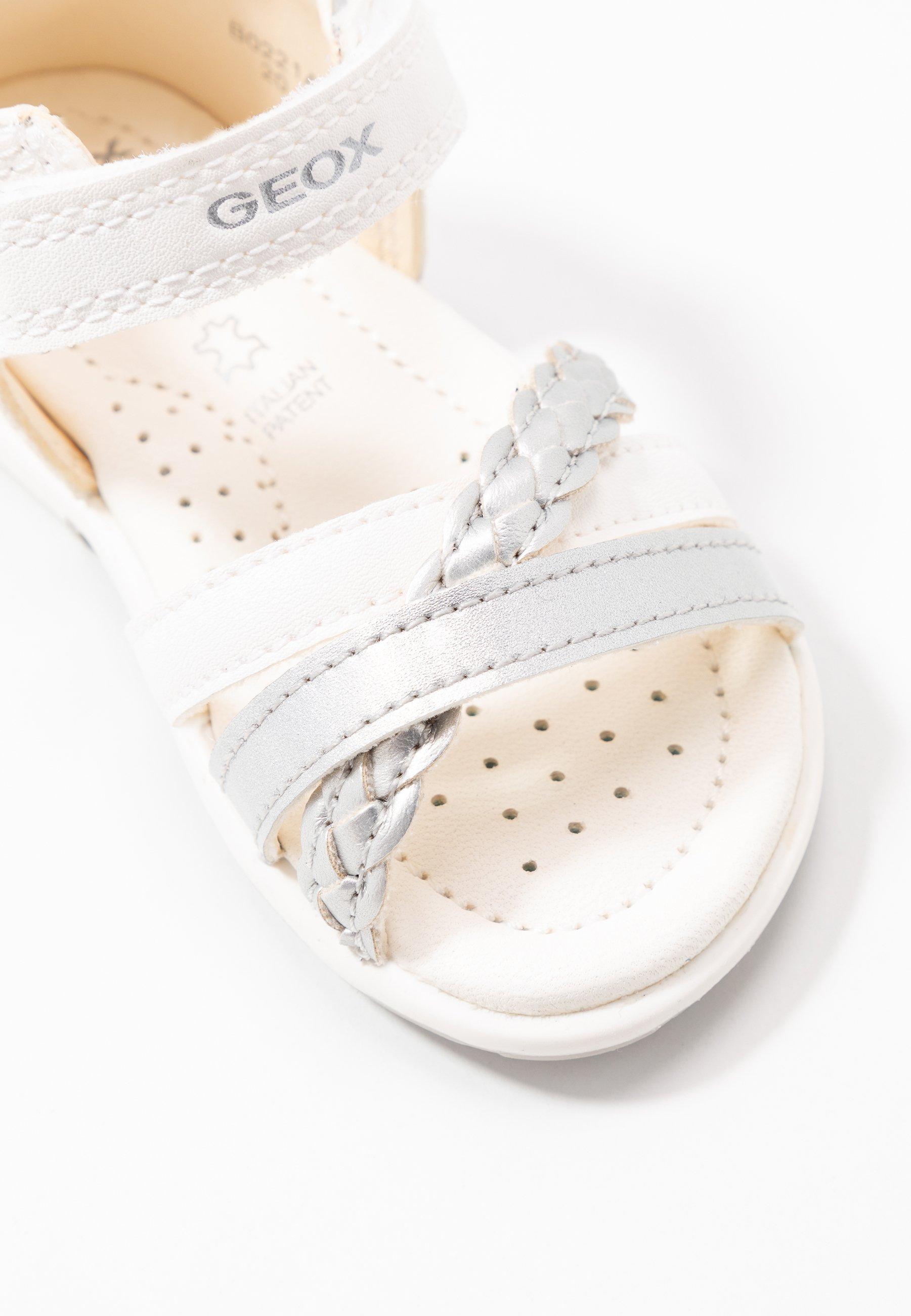 zapatos imitacion geox white