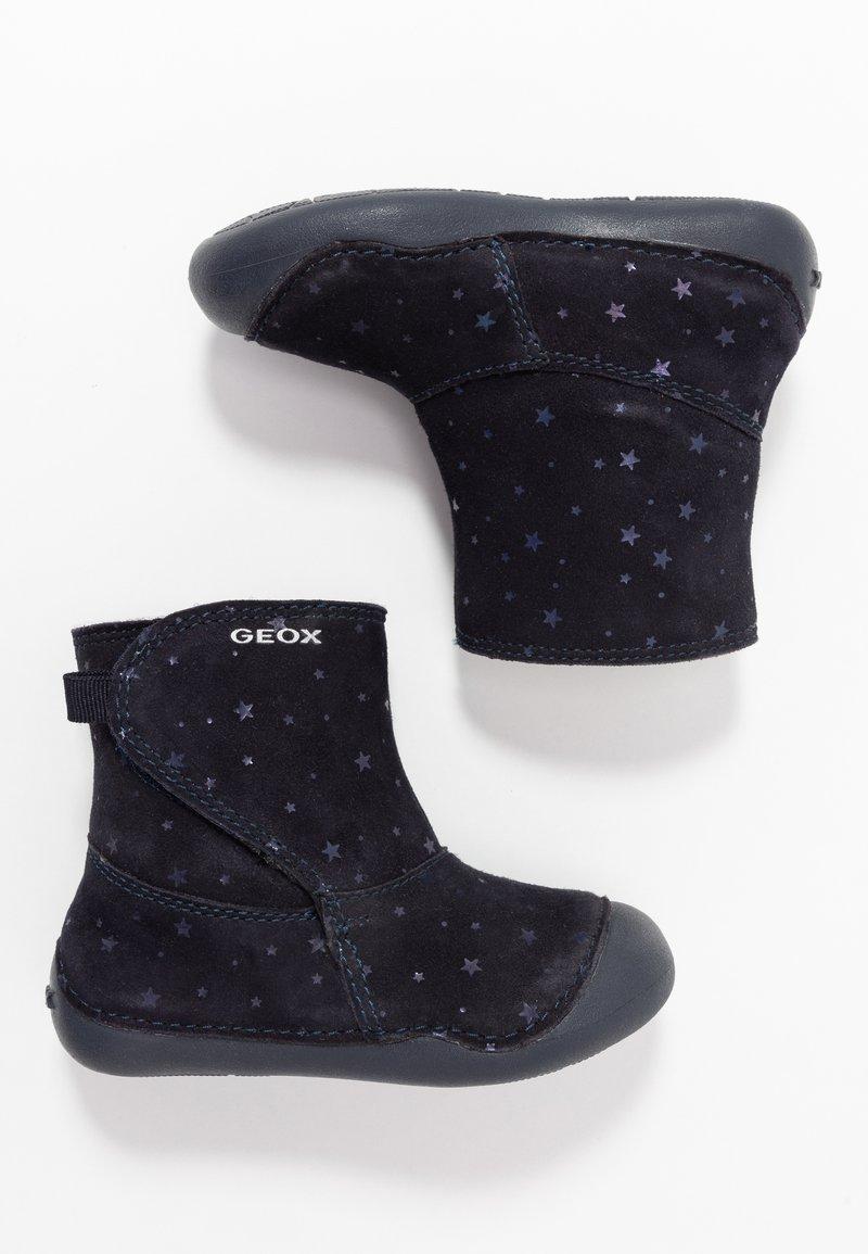Geox - TUTIM - Støvletter - dark navy