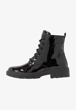 CASEY GIRL - Botines con cordones - black