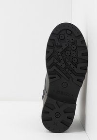 Geox - CASEY GIRL - Bottines à lacets - dark grey - 5
