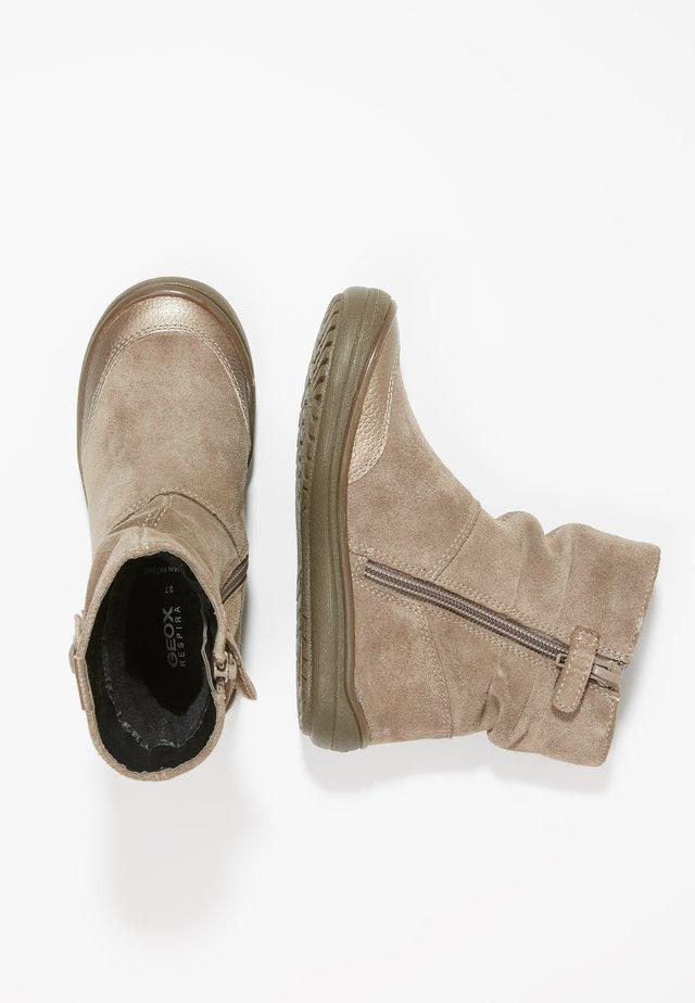 HADRIEL - Zapatos de bebé - smoke grey
