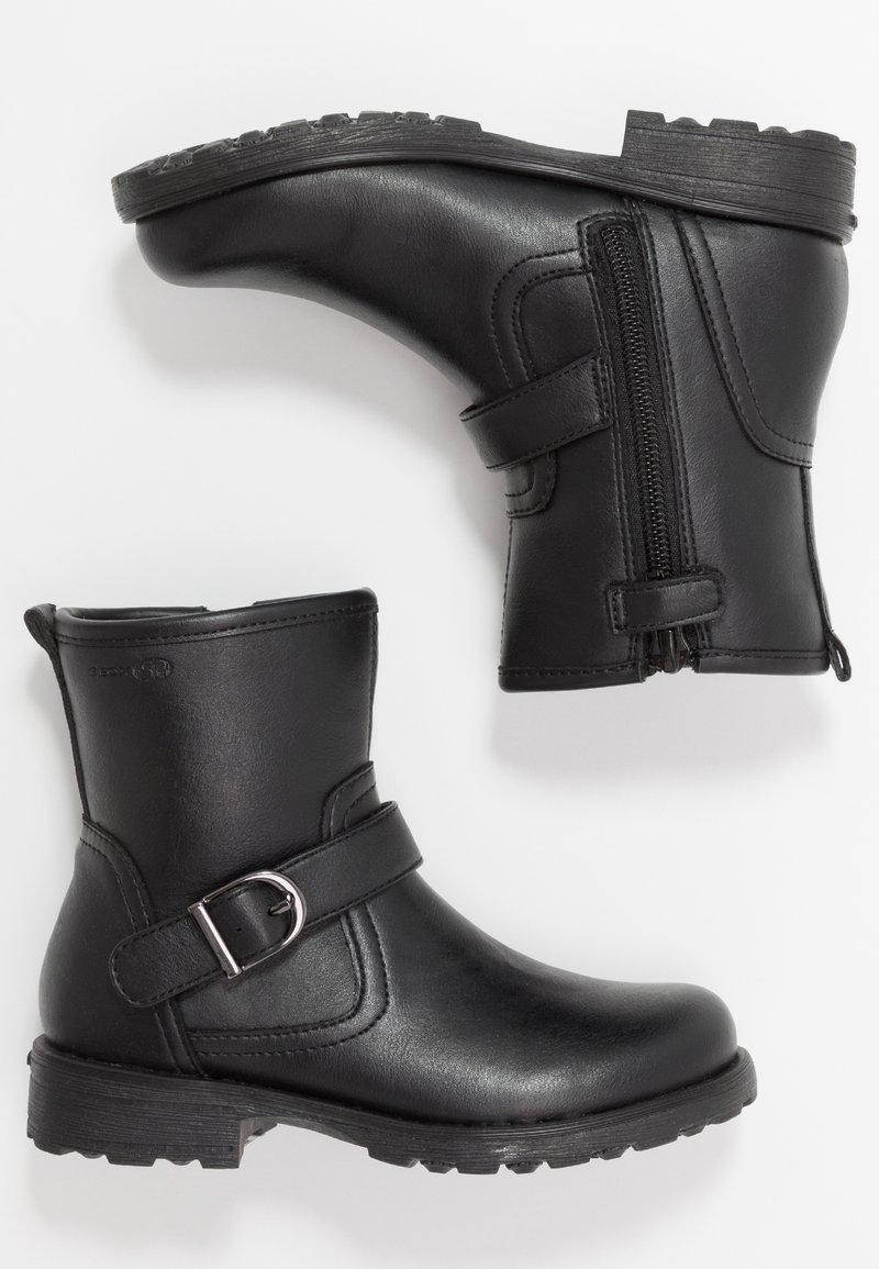 Geox - OLIVIA STIVALI GIRL - Støvletter - black