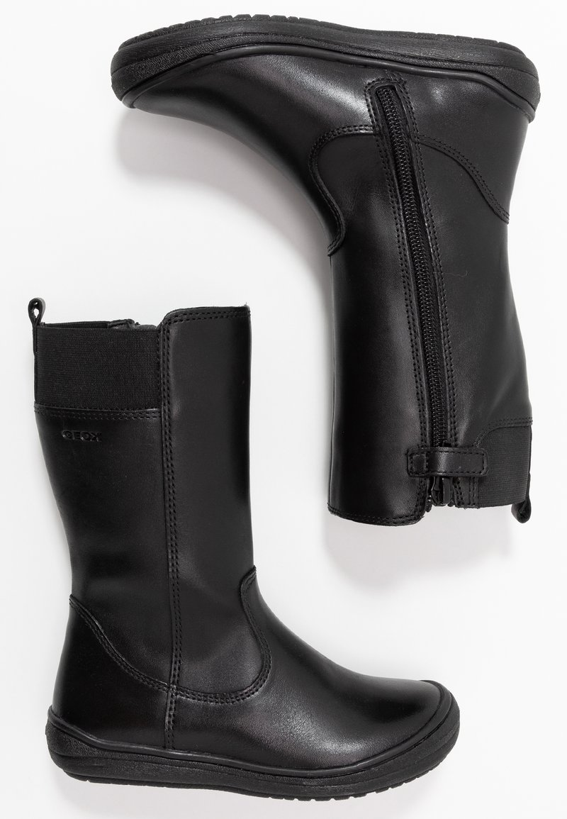 Geox - HADRIEL GIRL - Boots - black