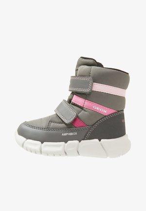 FLEXYPER GIRL - Vauvan kengät - dark grey