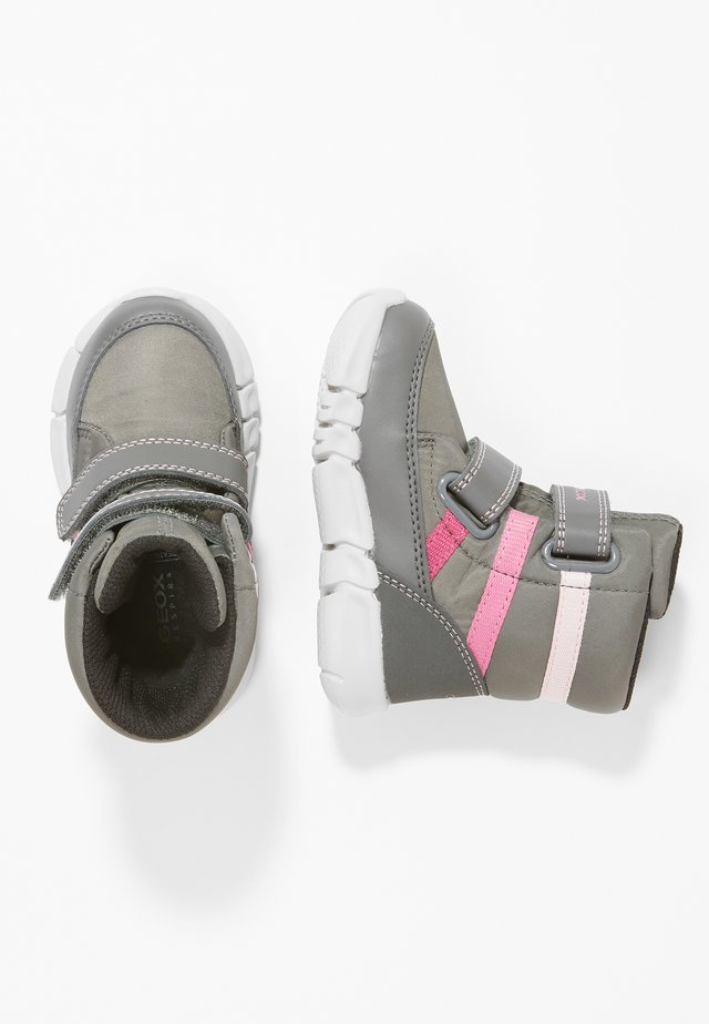 FLEXYPER GIRL - Zapatos de bebé - dark grey