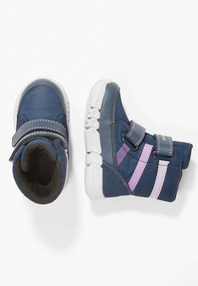 FLEXYPER GIRL - Zapatos de bebé - dark navy