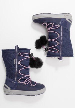 SLEIGH GIRL ABX - Stivali con i lacci - violet