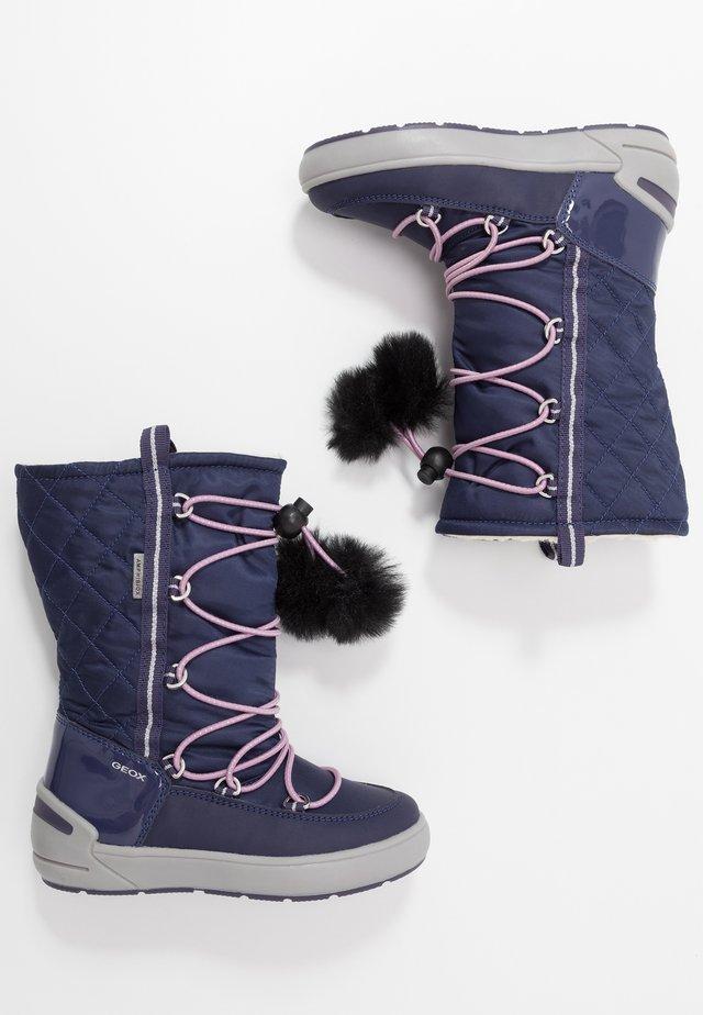 SLEIGH GIRL ABX - Botas con cordones - violet