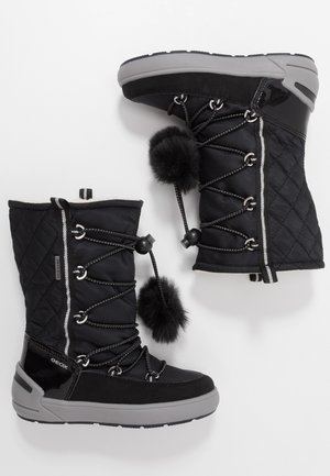 SLEIGH GIRL ABX - Lace-up boots - black