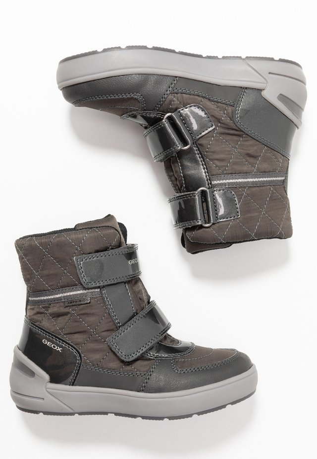 SLEIGH GIRL  - Vinterstøvler - dark grey