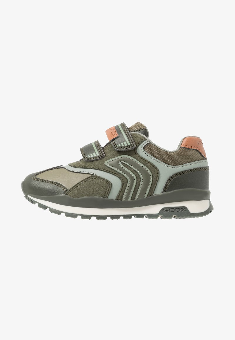 Geox - PAVEL - Sneakers basse - military