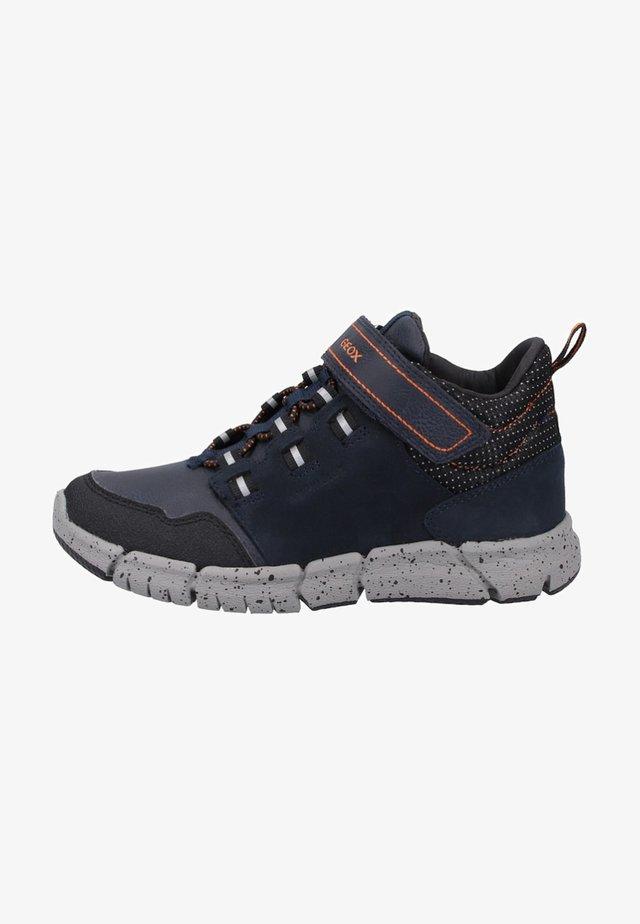 Sneaker high - navy