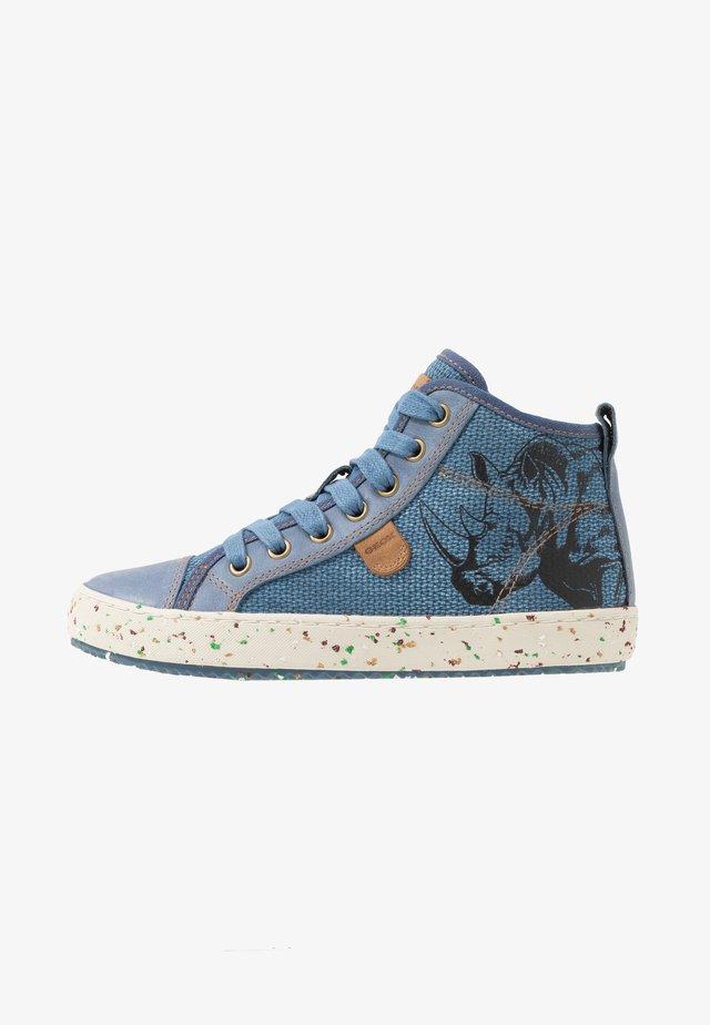 ALONISSO BOY - Zapatillas altas - blue