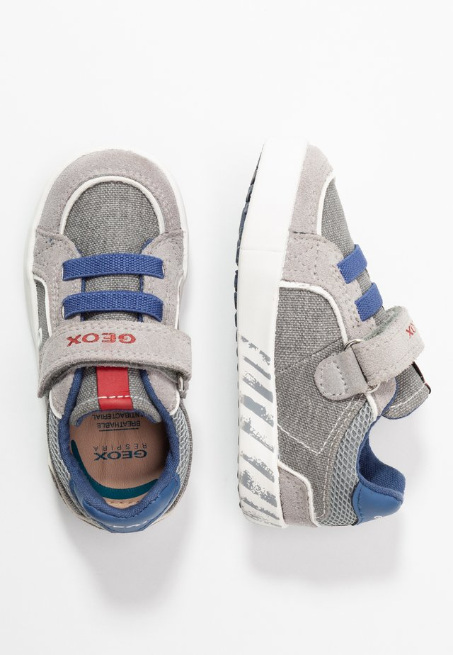 KILWI BOY - Zapatillas - grey/avio