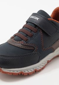 Geox - BERNIE - Zapatillas - navy/chocolate - 2