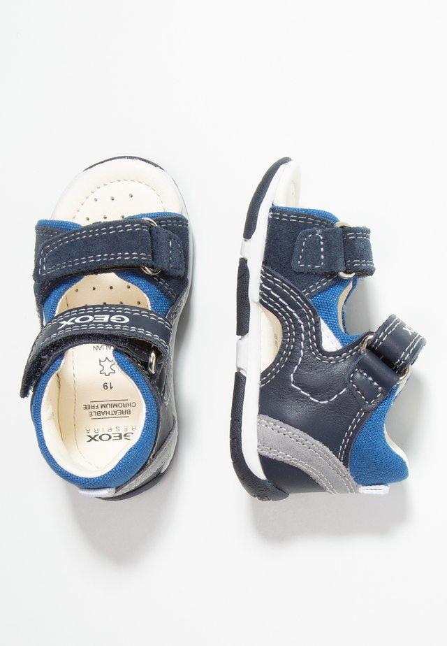 TAPUZ BOY - Zapatos de bebé - navy/royal