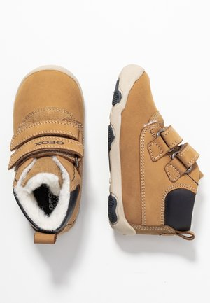 NEW BALU BOY - Dětské boty - biscuit